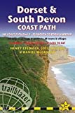 Trailblazer Dorset & South Devon Coast Path: Sw Coast Path: Includes 97 Large-scale Walking Maps & Guides to 48 Towns and Villages: Planning, Places to Stay, Places to Eat: Plymouth to Poole Harbour