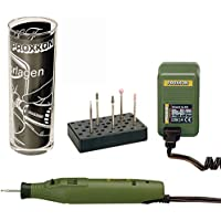 Proxxon PR28635 - Conjunto para grabar GG 12 Proxxon