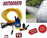 Kit Kompressor Hochdruckreiniger Tank Reinigung Auto Pistole Pumpe 12V 80W