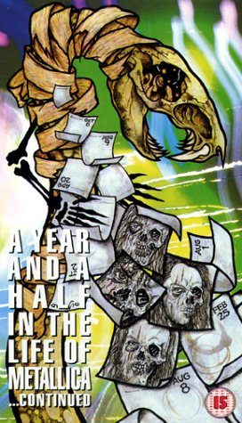 1/2 Zoll Rock (Metallica - A Year & A Half in the Life Vol. 2 [VHS])