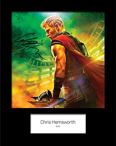 Thor Passt - Frame Smart Chris Hemsworth #3 Thor