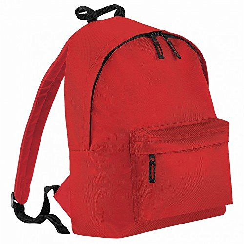 Zaino Bagbase Junior Fashion, 14 Litri Bordeaux