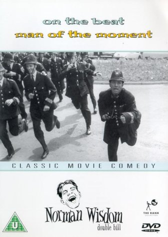 On The Beat Man Of The Moment  DVD
