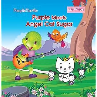 Purple Meets Angel Cat Sugar