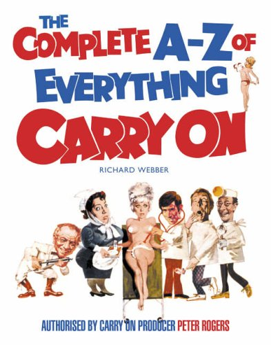 The Complete A–Z of Everything Carry On, used for sale  Delivered anywhere in UK