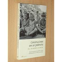 CONVERSACIONES CON UN PEDERASTA - Manual para prevenir la pedofilia a través del diálogo entre una víctima y un verdugo