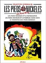 Les Pieds Nickelés Tome 30 - Les Pieds Nickelés et le rastacaphe. Les Pieds Nickelés et le parfum sans nom. Le triomphe des Pieds Nickélés de René Pellos