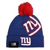 NEW ERA Bonnet bonnet D' HIVER Casquette Unisexe Oakland Raiders Yankees de New York Batman Superman Marvel etc. - New York Giants #Z2, one size