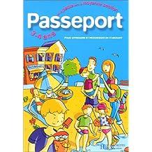 Passeport : Maternelle, de la petite vers la moyenne section - 3-4 ans