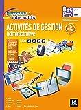 Parcours Interactifs - Activités de gestion administrative - 1re BAC PRO GA