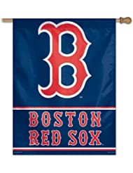 MLB Boston Red Sox 27-by-37-Inch Vertical Flag by WinCraft