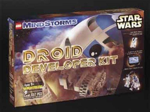 LEGO Mindstorms Droid Developer Kit (Lego Star Wars Stap)