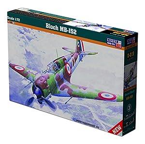 MisterCraft Kit a Escala 1:72 de avión Modelo Bloch MB-152, de la Marca