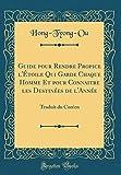 Guide Pour Rendre