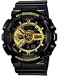 Casio G-Shock Analog-Digital Multi-Color Dial Men's Watch - GA-110GB-1ADR (G339)