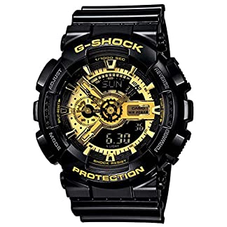 Casio G-Shock Analog-Digital Multi-Color Dial Men's Watch – GA-110GB-1ADR (G339)