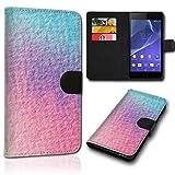 Book Style Alcatel One Touch Go Play 7048X Tasche Flip Brieftasche Handy Hülle Kartenfächer für Alcatel One Touch Go Play 7048X - Design Flip SVH131