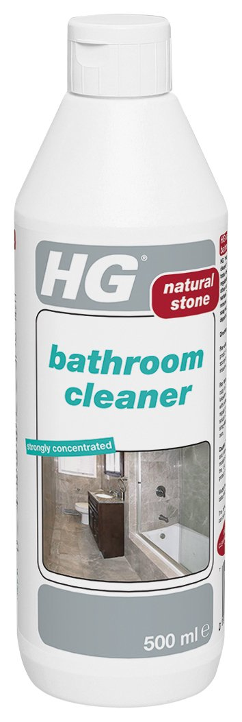 . HG Natural Stone Bathroom Cleaner  Amazon co uk  DIY  amp  Tools
