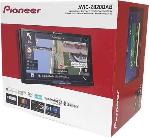 Pioneer-Avic-Z820DAB-Navigation-AV-System