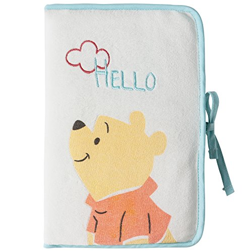 Babycalin Winnie Hello Funshine Libretto sanitario di 18 x 25 cm