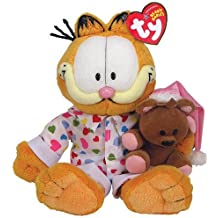 TY Beanie Baby UK – Buenas Noches Garfield