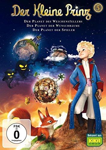 Vol. 5: Der Planet des Weichenstellers / Der Planet der Wunschbäume / Der Planet der Spieler