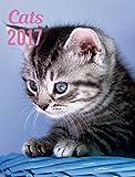 YVON Agenda 2017 Chats à rabat aimanté...