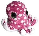 Wild Republic 17385 - Li'l Sweet und Sassy Octopus Bubblegum, 13 cm