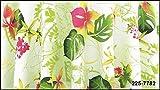 Tischdecke Floral Tisch Cover 140cm x 180cm DC Fix abwischbar Küche Displayschutzfolie 225–7782