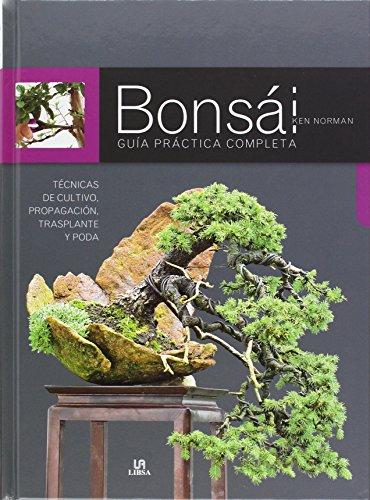 Bonsai, Guia Practica Completa (Manuales de Jardinería) por Aa.Vv