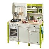 MUSTERKIND Kinderküche Salvia creme/grün OneSize