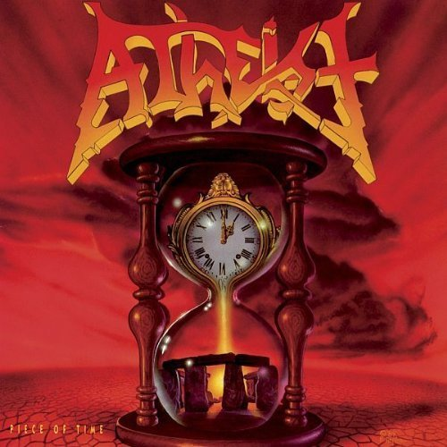 Piece of Time by Atheist (2005) Audio CD