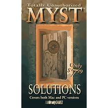 Myst Solutions (Brady Games)
