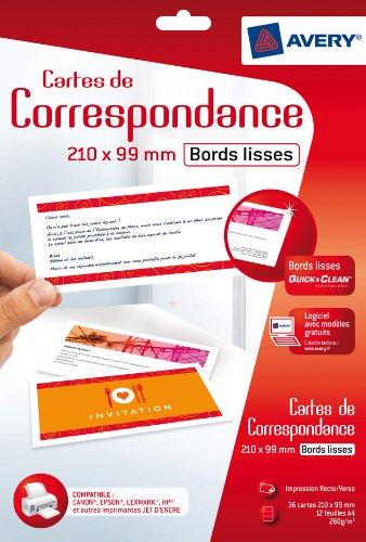 avery-c2358-12-korrespondenzkarten-glatte-kanten-matte-oberflche-260g-m-fr-tintenstrahldrucker-210x9