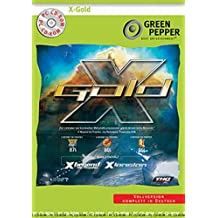 X - Gold: X Beyond the Frontier inkl. Add-on X-Tension [Green Pepper]