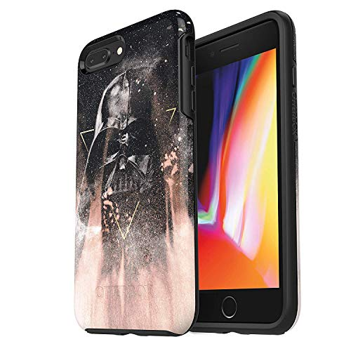 OtterBox 77-57775 Symmetry Serie Schutzhülle für Apple iPhone 8 Plus/7 Plus darth vader