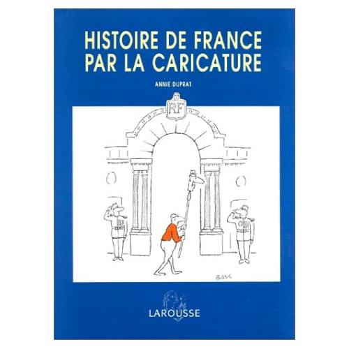 Histoire de France par la caricature