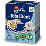 Brekkies Snack para Perro Mini Total Dent - Paquete de 4 x 110 gr - Total: 440 gr