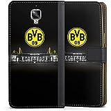 OnePlus 3 T Tasche Hülle Flip Case Borussia Dortmund BVB Stadion
