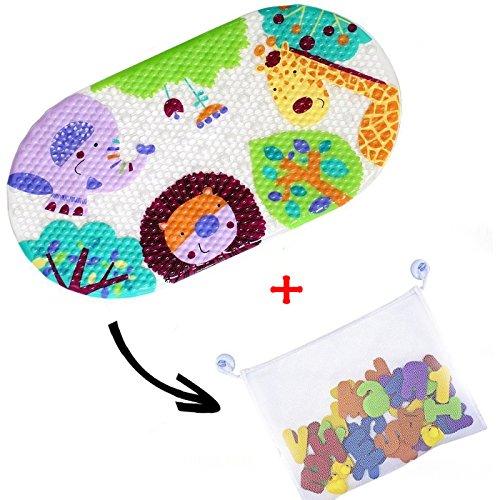 Baby bagno 69 x 39 cm + Bath Toy Storage net organizer – Mold ...