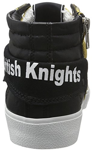 British Knights - Rigit, Scarpe da ginnastica Donna Oro (Gold (Gold/Black 02))