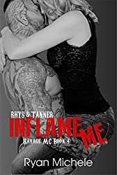Inflame Me (Ravage MC#4) (English Edition)
