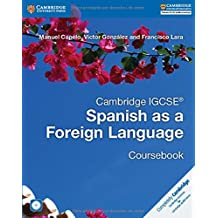 Cambridge IGCSE Spanish as a Foreign Language. Coursebook. Con CD-Audio (Cambridge International IGCSE)