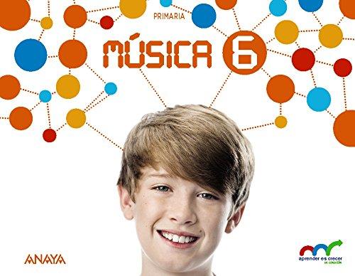 Música 6 (aprender es crecer en conexión)