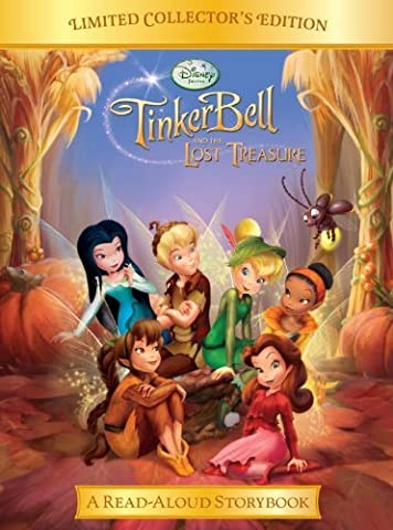 Tinker Bell and the Lost Treasure (Disney Fairies) (Read-Aloud Storybook) by RH Disney (2009-08-11)
