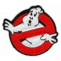 Sew-on Iron-on Embroidered Patch Starwars Ghostbuster (Ghost Buster) Badge