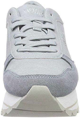 s.Oliver Damen 23658 Sneaker blau (Lt blue)