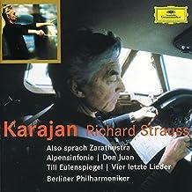 Strauss: Alpensinfonie (Alpine Symphony), Zarathustra, Four Last Songs, Don Juan, Till Eulenspiegel, Salome dance