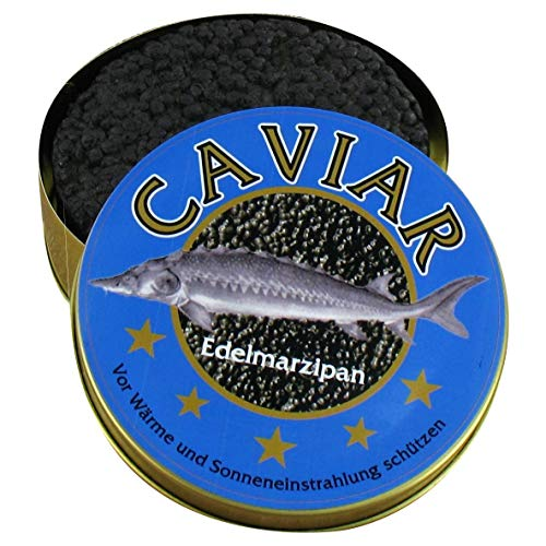 Marzipan Caviar in der Dose 100g