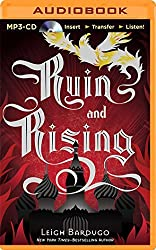 Ruin and Rising (Grisha Trilogy) by Leigh Bardugo (2014-09-16)